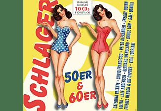 VARIOUS - Schlager 50er & 60er  - (CD)
