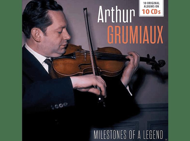 Arthur Grumiaux - Milestones of a Legend-10 Original Albums [CD]