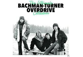 Bachman-Turner Overdrive - The Ultimate Collection  - (CD)