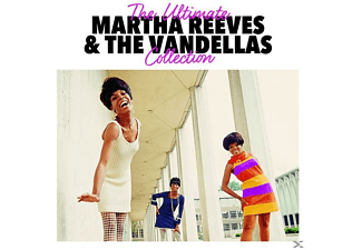 Martha & The Vandellas - The Ultimate Collection  - (CD)