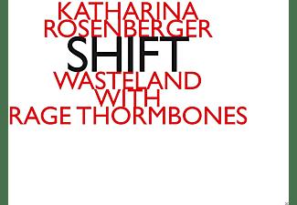 Rage Thormbones, Nicholas Deyoe, Wasteland, VARIOUS - Shift  - (CD)