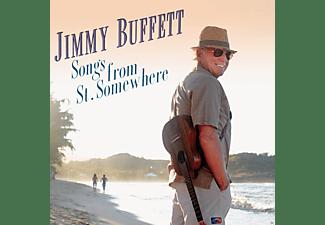 Jimmy Buffett - Songs From St.Somewhere  - (Vinyl)