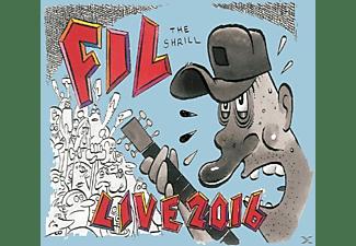 Fil - Fil,The Shrill-Live 2016-Dawn Of The Dutt  - (CD)