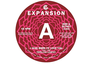 Timeless Legend - I Was Born To Love You  - (Vinyl)