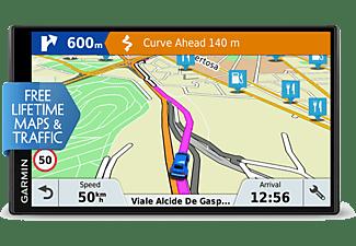 GARMIN Navigationsgerät DriveSmart™ 61 LMT-D EU