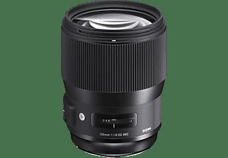 SIGMA 240954 135 mm f/1.8 DG, HSM (Objektiv für Canon EF-Mount, Schwarz)