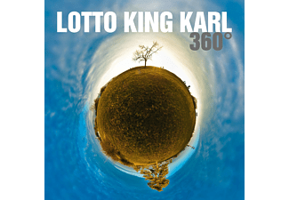Lotto King Karl - 360 Grad  - (CD)