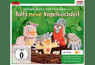 Rolf Zuckowski - Rolfs Neue Vogelhochzeit  - (CD + DVD Video)