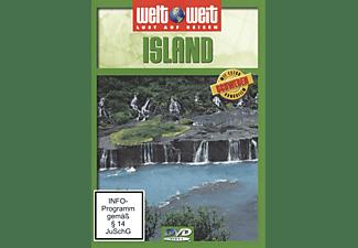 Welt Weit-Skandinavien - Island (Bonus Schweden) DVD