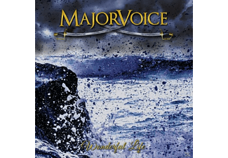 Majorvoice - Wonderful Life  - (CD-Mini-Album)