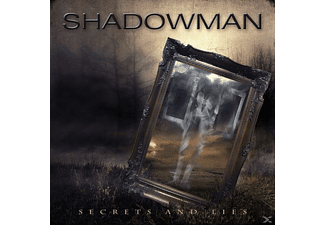 Shadowman - Secrets And Lies  - (CD)