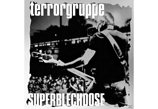 Terrorgruppe - Superblechdose (Live/+Download)  - (LP + Download)