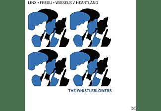 Heartland, Paolo Fresu, Diederik Wissels, David Linx - The Whistleblowers  - (CD)