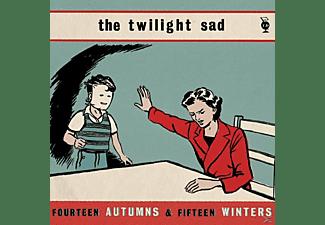 The Twilight Sad - Fourteen Autumns & Fifteen Winte  - (Vinyl)