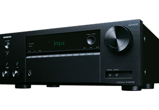 ONKYO TX-NR575E AV-Receiver (7.2 Kanäle, Schwarz)