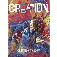 The Creation - Creation Theory (4CD+DVD Media Book) [CD + DVD Video]