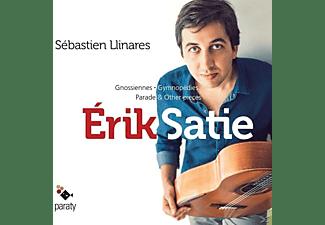 Sebastien Llinares - Werke Für Gitarre  - (CD)