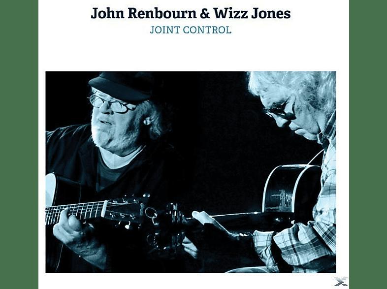 John & Wizz Jones Renbourn - Joint Control [LP + Download]