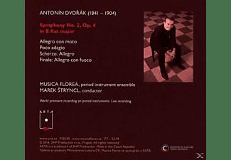 Marek Stryncl Musica Florea - Sinfonie 2 op.4  - (CD)