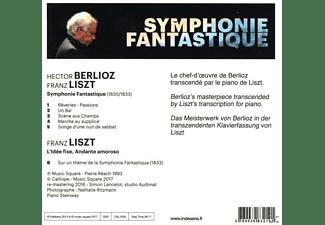 Pierre Reach - Symphonie Fantastique  - (CD)