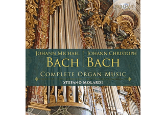 Stefano Molardi - Complete Organ Music  - (CD)