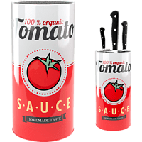 BALVI 13791 Tomato Sauce Messerblock