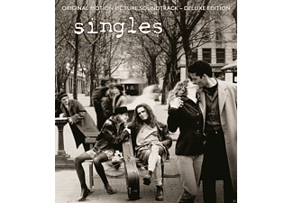VARIOUS - Singles/OST (Deluxe Edition)  - (CD)