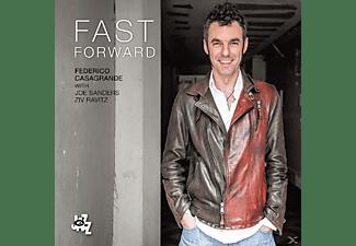 Federico Casagrande, Joe Sanders, Ziv Ravitz - Fast Forward  - (CD)