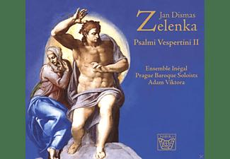Ensemble Inegal, Prague Baroque Soloists - Psalmi Vespertini II  - (CD)
