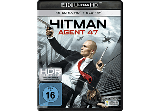 Hitman: Agent 47 - (4K Ultra HD Blu-ray + Blu-ray)