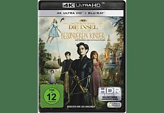 Die Insel der besonderen Kinder 4K Ultra HD Blu-ray + Blu-ray