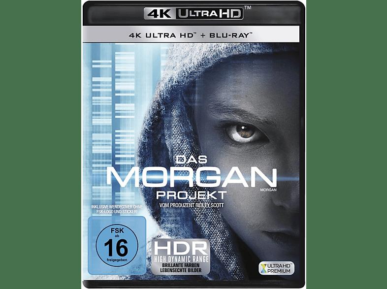 Das Morgan Projekt [4K Ultra HD Blu-ray]