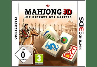 Mahjong - Die Krieger des Kaisers - [Nintendo 3DS]