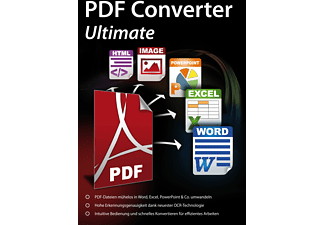 PDF Converter Ultimate - [PC]