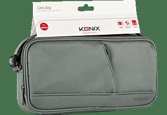 KONIX Konix Carry Purse Switch & Games Nintendo Switch Tasche, Grau