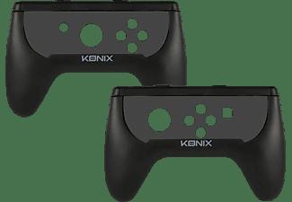 KONIX Konix Ergonomic Pads 2, Gamepad, Schwarz
