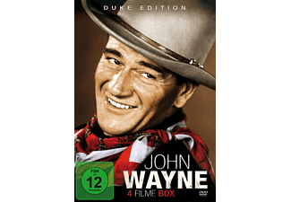 John Wayne 4 Filme Box (Duke Edition) DVD