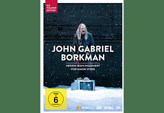John Gabriel Borkman DVD