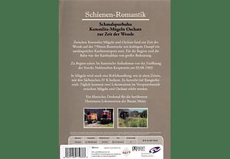 Dampflok Highlights-Schmalspurbahn Kemmlitz-Mügeln Oschatz zur Zeit der Wende DVD