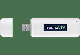 FREENET TV DVB-T2  TV-Stick, Weiß