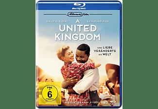 A United Kingdom - Ihre Liebe veränderte die Welt Blu-ray