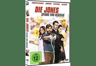 Die Jones - Spione von nebenan DVD