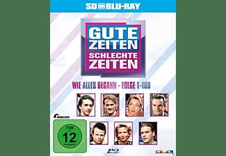 Gute Zeiten, schlechte Zeiten – SD on Blu-ray Vol. 1: Folge 1-100 (zum 25-jährigen Jubiläum) Blu-ray