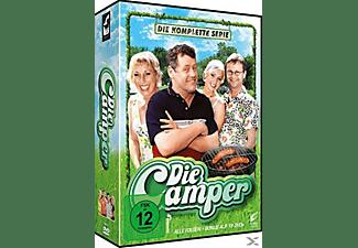 Die Camper - Die komplette Serie (Neuauflage) DVD