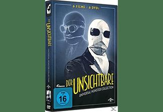 Der Unsichtbare - Universal-Monster-Complete-DVD-Collection (6 Discs) DVD