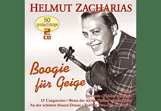 Helmut Zacharias - Boogie Für Geige-50 Große Erfolge  - (CD)
