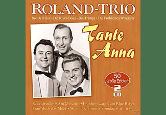 Roland Trio - Tante Anna-50 Große Erfolge  - (CD)