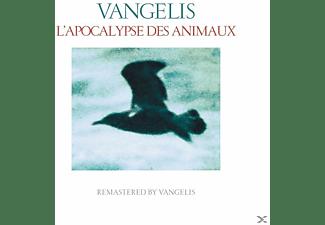 Vangelis - L'Apocalypse Des Animaux (Remastered 2016)  - (CD)