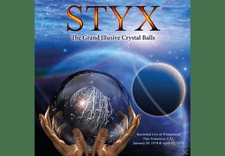 Styx - The Grand Illusive Crystal Balls  - (CD)
