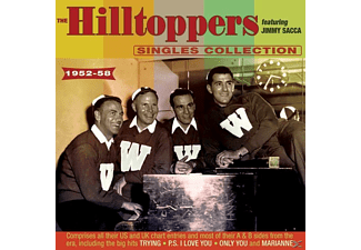 The Hilltoppers, Jimmy Sacca - The Singles Collection As & Bs 1952-58 - (CD)